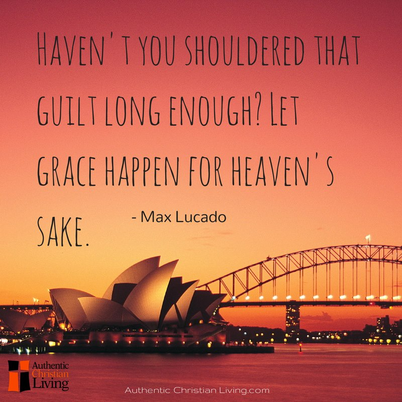 Christian Living: Grace By Max Lucado Quotes. QuotesGram