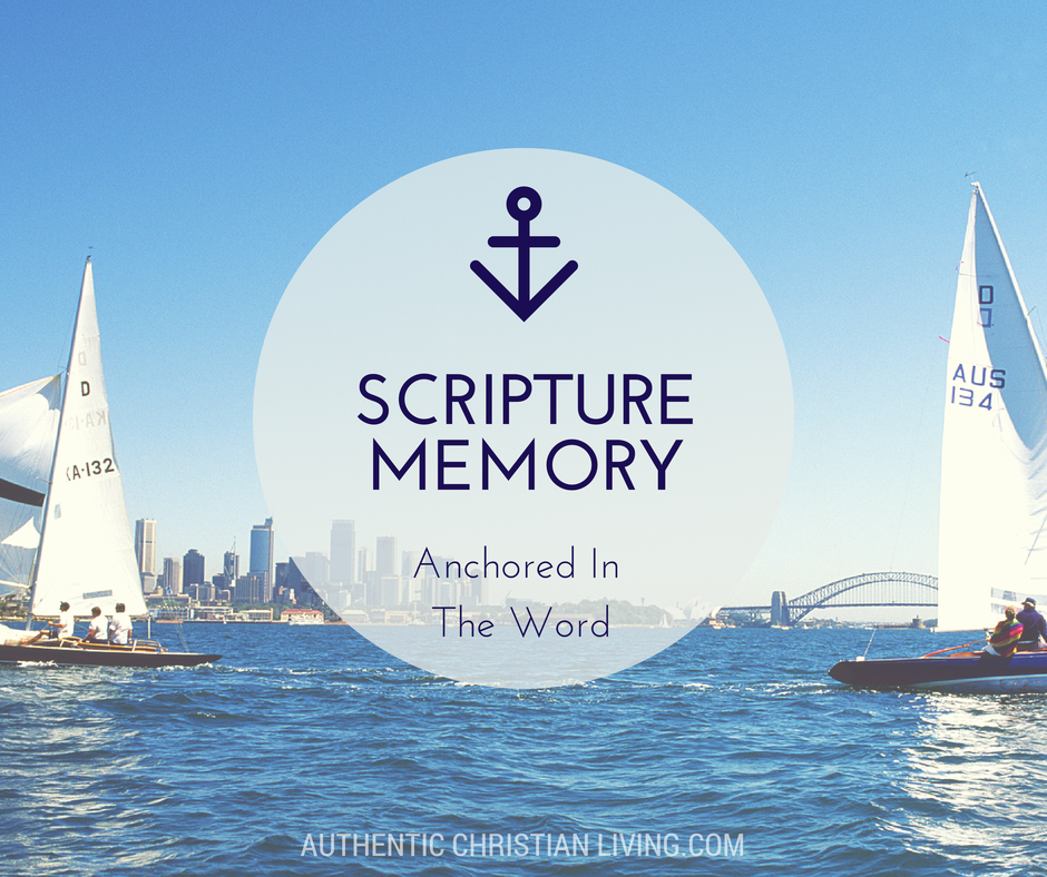 Scripture memory verses | Hiding God's Word in Heart |