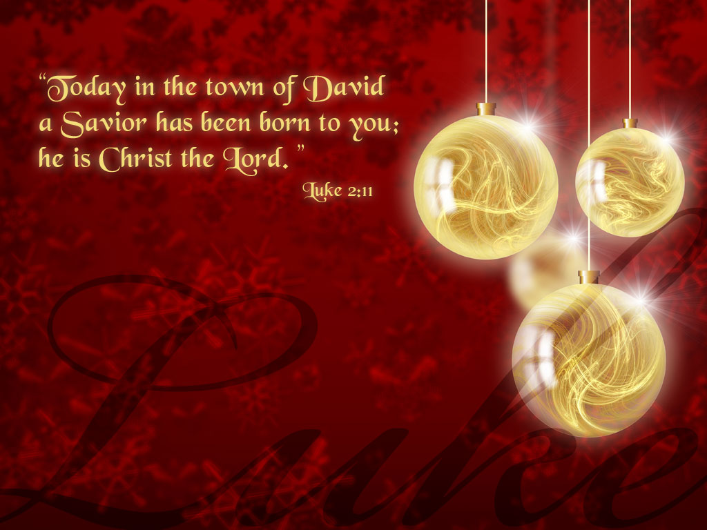 Merry Christmas and Have a Blessed 2011 - Authentic Christian Living