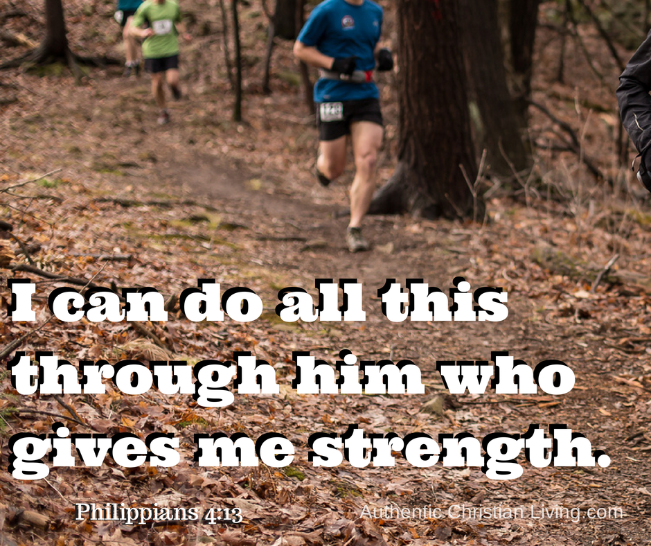 Philippians 4 All things through Christ | Memory Verses from Bible | 20 verses to memorize