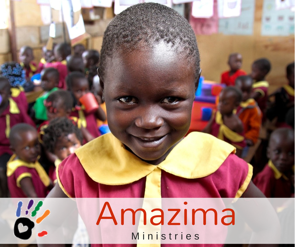 Amazima ministries in Uganda | feeding hungry children | Kisses from Katie | charity |