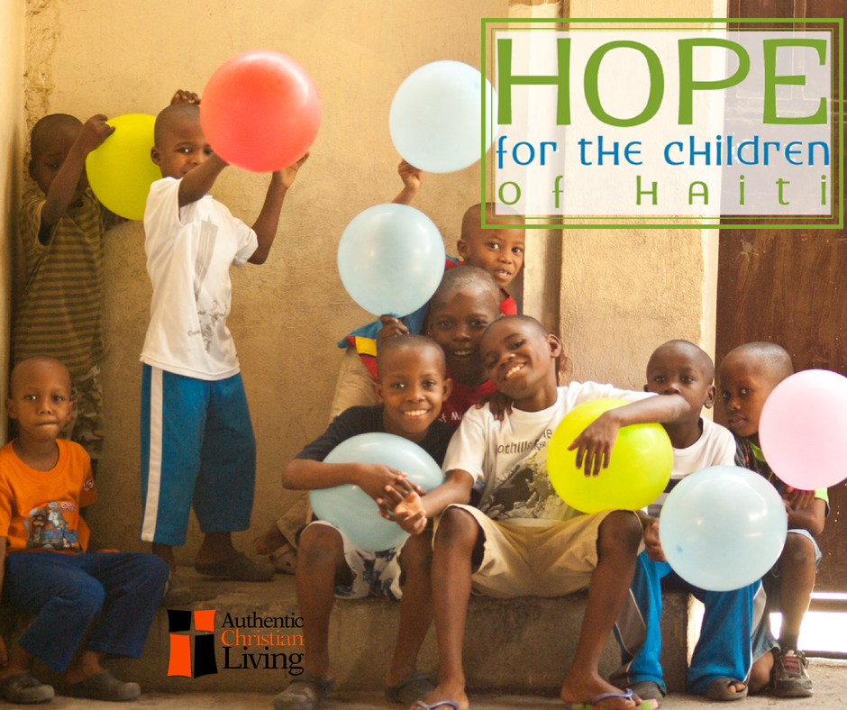 Hope for the children of Haiti | orphanage and school in Haiti |